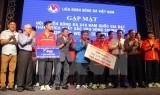 Lọt vào World Cup, U19 Việt Nam nhận hơn 2 tỷ đồng tiền thưởng