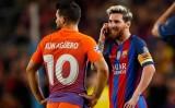 Man City đấu Barca: Gã nhà giàu có đòi được nợ?