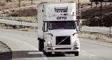 Lần đầu tiên xe tải không người lái đi giao hàng