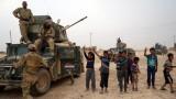 Lực lượng Iraq siết chặt vòng vây IS ở Mosul