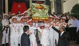 Lễ truy điệu đồng chí Nguyễn Văn Chính