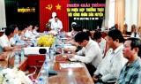 HĐND huyện Bến Lức giải trình ý kiến cử tri tháng 11/2016