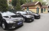 Thủ tướng: Phấn đấu đến năm 2020 giảm từ 30% - 50% xe ô tô công