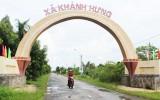 Khánh Hưng giữ vững danh hiệu xã văn hóa