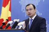 Việt Nam nói về việc giải quyết song phương vấn đề Biển Đông