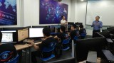 Ra mắt thao trường mạng đầu tiên tại Việt Nam