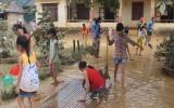 Đảm bảo an toàn cho giáo viên, học sinh trong vùng mưa lũ nghiêm trọng
