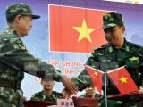 Diễn tập liên hợp chống khủng bố tại cửa khẩu Việt-Trung
