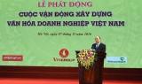 Thủ tướng: Văn hóa doanh nghiệp là hình ảnh quốc gia