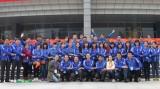 Không khí hữu nghị tại Liên hoan Thanh niên Việt Nam - Trung Quốc