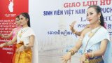 Tình hữu nghị sinh viên Việt Nam – Campuchia qua ảnh