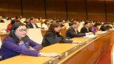 Quốc hội thông qua Nghị quyết về kế hoạch tài chính 2016-2020