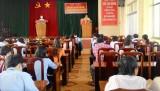 Tân Thạnh hưởng ứng Ngày Pháp luật Việt Nam