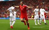"""Gareth Bale ẵm giải """"Cầu thủ xuất sắc nhất Xứ Wales 2016"""""""