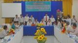 Long An: Ký kết quy chế phối hợp các ban HĐND tỉnh và các ban HĐND cấp huyện
