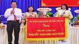 Bà Nguyễn Hồng Mai tái đắc cử chức vụ Chủ tịch Hội LHPN tỉnh Long An
