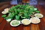Gỏi lá Kon Tum - hương vị lan tỏa của núi rừng Tây Nguyên