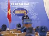 Phản đối hành vi dùng vũ lực của Indonesia đối với ngư dân Việt Nam