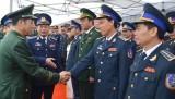 Tàu Cảnh sát biển Trung Quốc thăm thành phố Hải Phòng