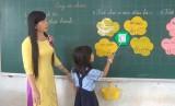 Cô giáo với những tiết học vui