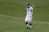 Argentina thảm bại trước Brazil trong ngày Lionel Messi trở lại