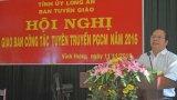 Cắm được 45/60 cột mốc trên tuyến biên giới Long An (Việt Nam) - Svay Rieng và Pray Veng (Campuchia)