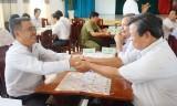 Hội thao chào mừng 34 năm Ngày Nhà giáo Việt Nam