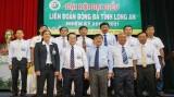 Ông Đỗ Hữu Lâm đắc cử Chủ tịch Liên đoàn Bóng đá Long An