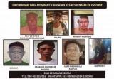 Malaysia công bố danh sách truy nã 23 kẻ chuyên bắt cóc trên biển