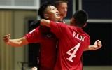 ĐT Futsal Việt Nam tham dự giải Tứ hùng tại Trung Quốc