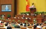 Cử tri hài lòng khi Bộ trưởng Bộ GĐ-ĐT thẳng thắn nhận trách nhiệm