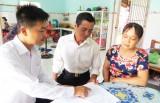 Tân Hưng tuyên truyền phòng, chống bạo lực gia đình