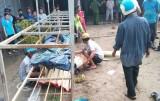 Tai nạn liên hoàn trên Đường tỉnh 830, thêm một nạn nhân tử vong
