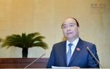 Toàn văn báo cáo của Thủ tướng tại phiên chất vấn của Quốc hội