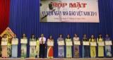 Tự hào tiếp nối truyền thống Nhà giáo Việt Nam