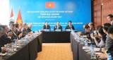 Chủ tịch nước Trần Đại Quang gặp gỡ doanh nghiệp Peru