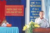 HĐND huyện Cần Giuộc: Tổ chức phiên chất vấn và trả lời chất vấn