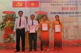 Trường THPT Hậu Nghĩa, Nguyễn Thông và iSchool Long An kỷ niệm 34 năm Ngày Nhà giáo Việt Nam