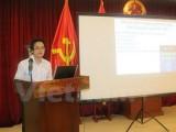 Đại sứ quán Việt Nam tại Malaysia nói chuyện về tình hình Biển Đông