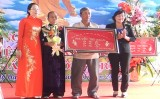 Lễ tưởng niệm và suy tôn các Mẹ Việt Nam Anh hùng, anh hùng liệt sĩ Chi gia tộc họ Trương, họ Lê