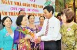 Trường THCS Phước Vân kỷ niệm 40 năm thành lập trường
