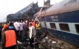 Ít nhất 142 người đã chết trong vụ tai nạn tàu hỏa thảm khốc ở Ấn Độ