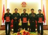 Điều động, bổ nhiệm nhân sự cao cấp Bộ Tư lệnh BĐBP