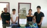 Phá đường dây ma túy xuyên quốc gia, thu 69 bánh heroin