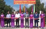 Đức Hòa: Khánh thành 2 cầu giao thông nông thôn Út Phương và Chín Thủy