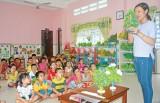 Xây dựng trường chuẩn quốc gia: Nâng chất lượng giáo dục toàn diện