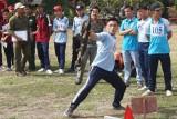 658 vận động viên tham gia hội thao quốc phòng - an ninh khối THPT lần thứ 12