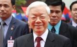 Tổng Bí thư Nguyễn Phú Trọng kết thúc tốt đẹp chuyến thăm CHDCND Lào
