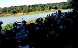 Bình Phước: Lật thuyền thương tâm trên sông Lấp, 4 người tử vong