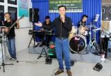 Câu lạc bộ âm nhạc Long An: Từng bước nâng cao chuyên môn, hoàn thiện các sáng tác